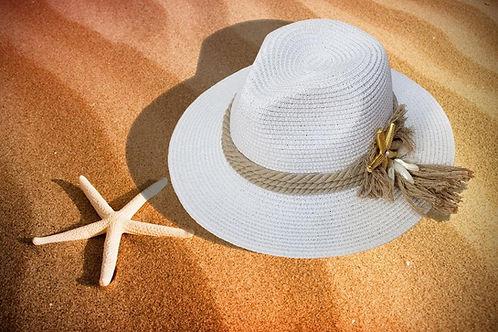 Mykonos Starfish Straw Hat.