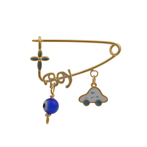 Lucky Charm Pin