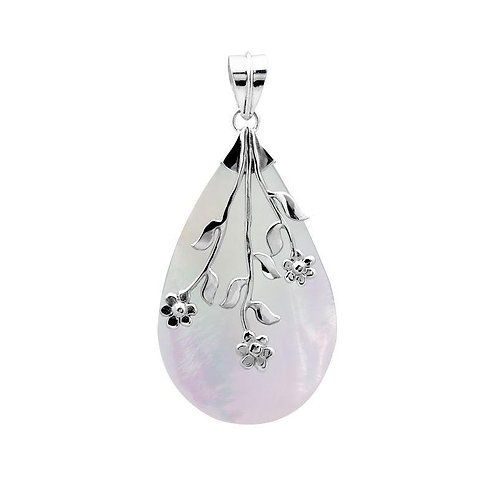 Dew Mother of Pearl Pendant