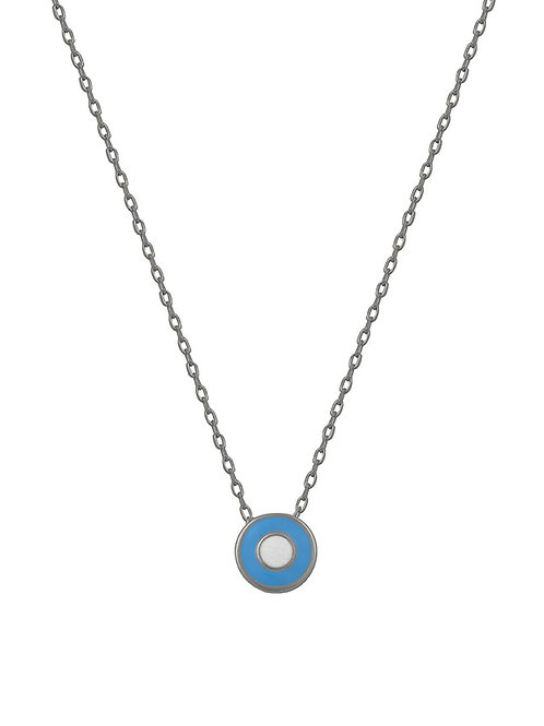 Single Evil Eye Necklace