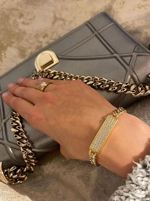 Jena Dazzle ID Bracelet.
