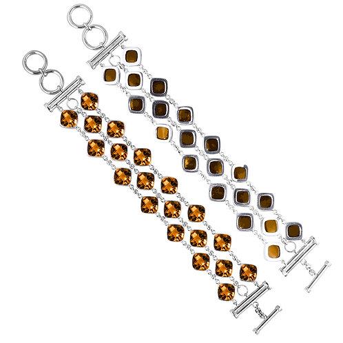 Santorini Gem Bracelet