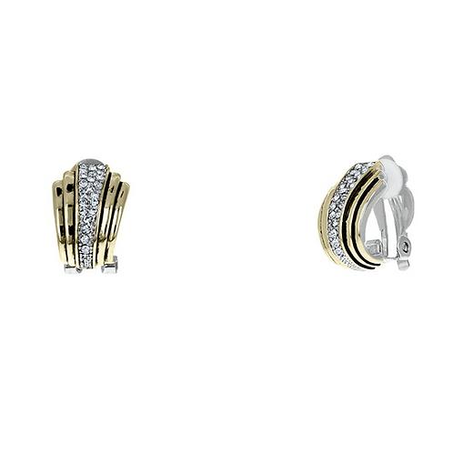 Eleanor Clip On Earrings