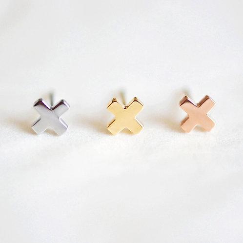 Eternal X Earrings