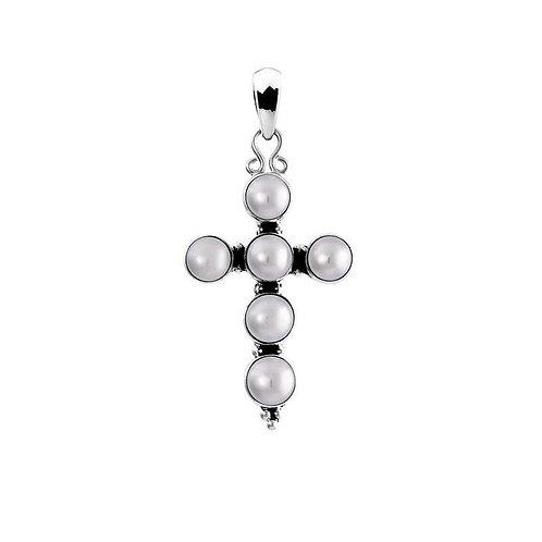 Exquisite Divine Cross Pendant