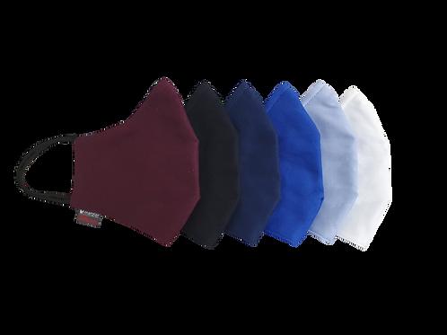 EN 14683:2019 Typ IIR Medizinische 3D-Metzler HeiQ Viroblock® Gesichtsmasken