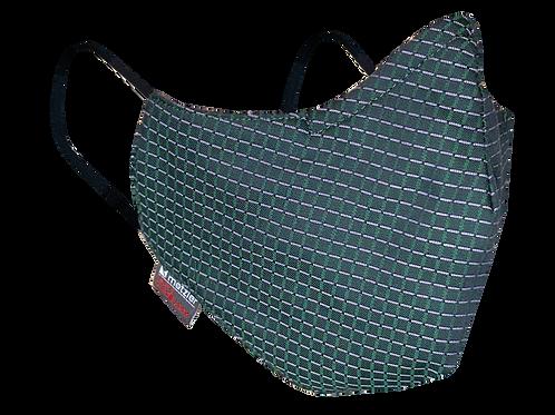Colourful 3D-MetzlerHygienemaske mit HeiQ Viroblock-Technologie