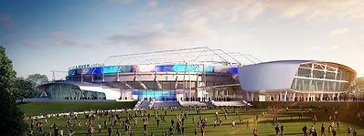 Rod Laver Arena RLA Redevelopment WMP1.j