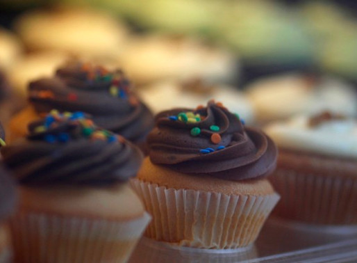 A cupcake today, your memory tomorrow.