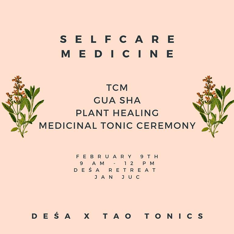 Self Care Medicine - TBC