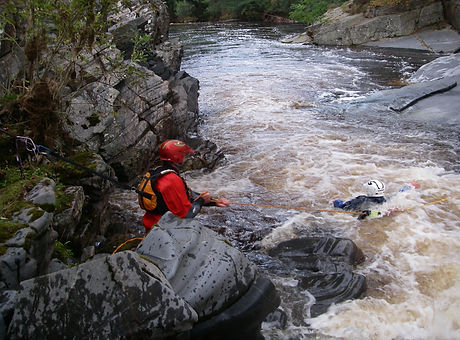 advanced white water safety rescue v lower