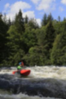 Garry Highland Kayak School