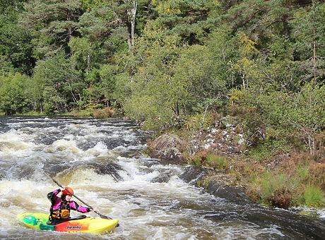 River garry coaching