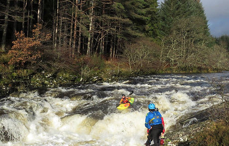 River Orchy Highland Adventure School