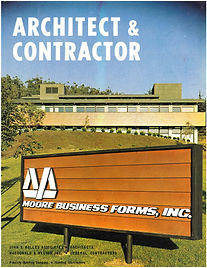Architect and Contractor front page Moor