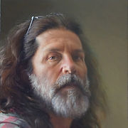 Self-Portrait-epoch-of-Restricted-Liberties_-44x29.5-oil-on-board-David-Nipo-2020.-1-800x1