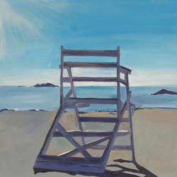 Lifeguard Chair, Singing Beach