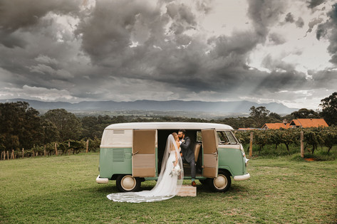 Amazing hunter valley wedding photograpy