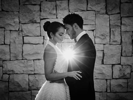 Intercontinental Double Bay - Winter Wedding Styled Bridal Shoot.