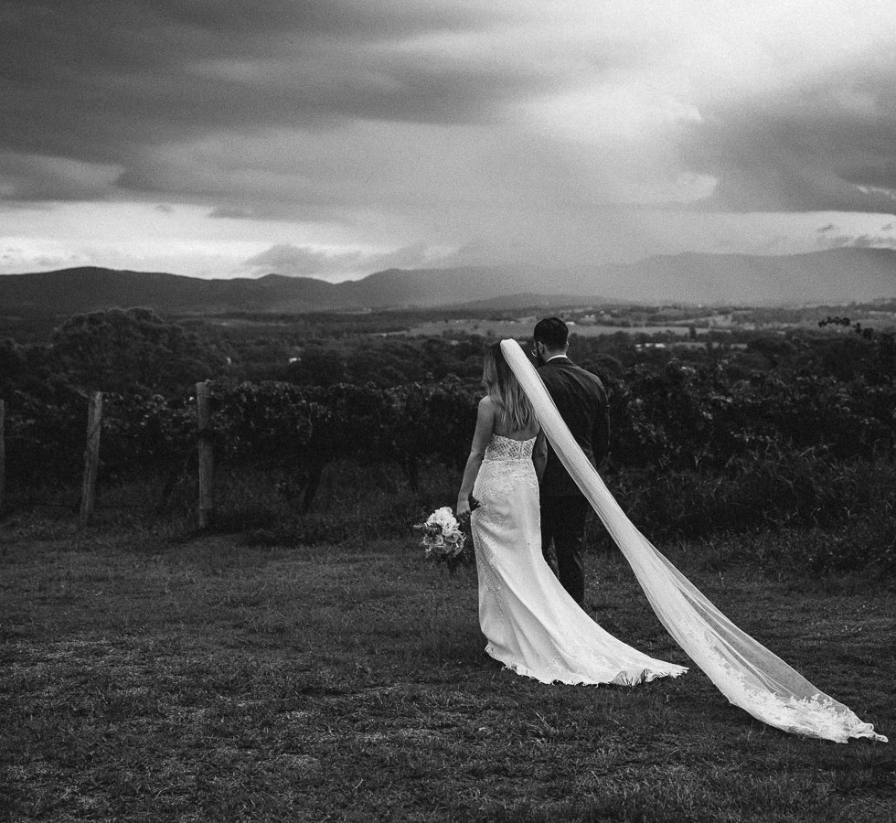 Sydney wedding photography in the Hunter Valley at Wandin Estate.