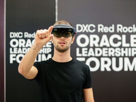 DXC Red Rock Oracle Leadership Forum 2019, ICC Sydney. Sydney Event Photography.