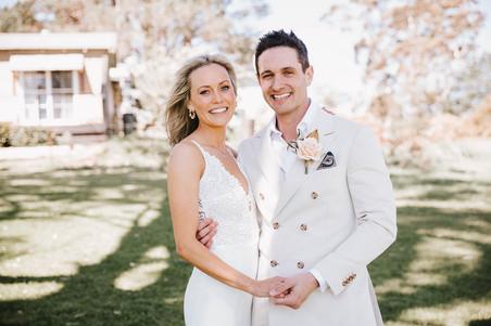 Sydney Wedding Photography of Krista & Michael at Mali Brae Farm.