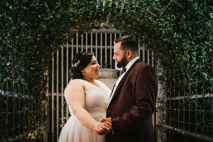 Candid elopement wedding sydney