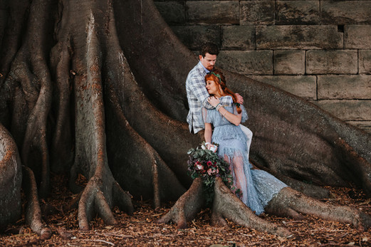 Sydney covid wedding photography