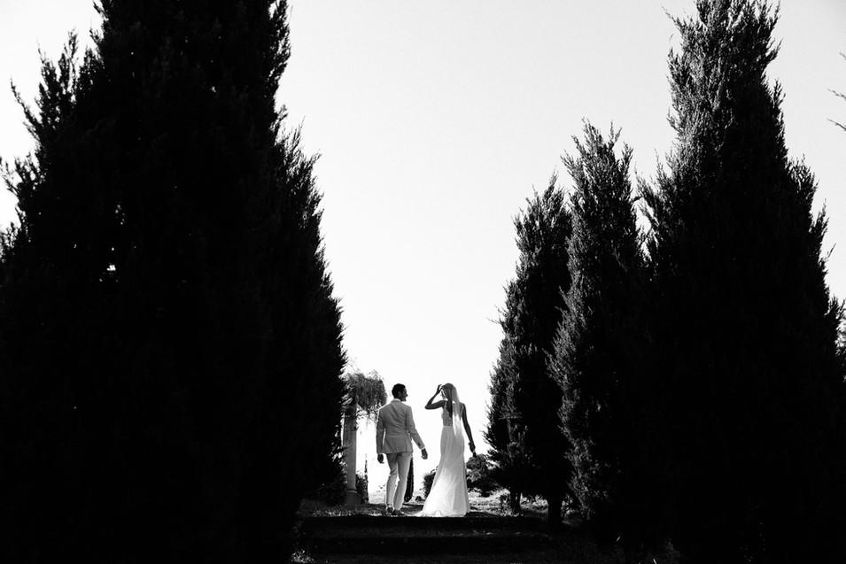 creative wedding photography at mali brae farm