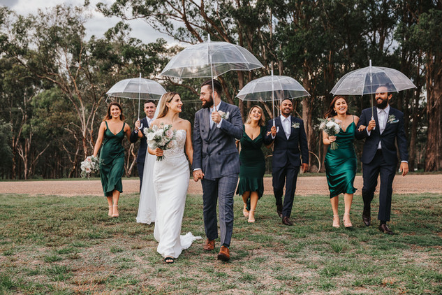Sydney country wedding photography