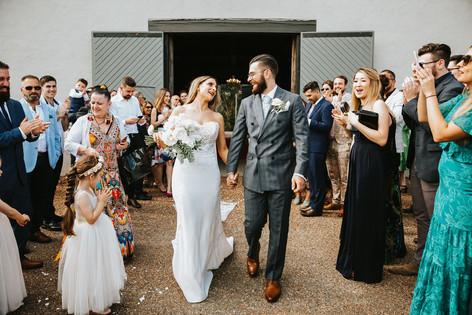 Stunning country wedding