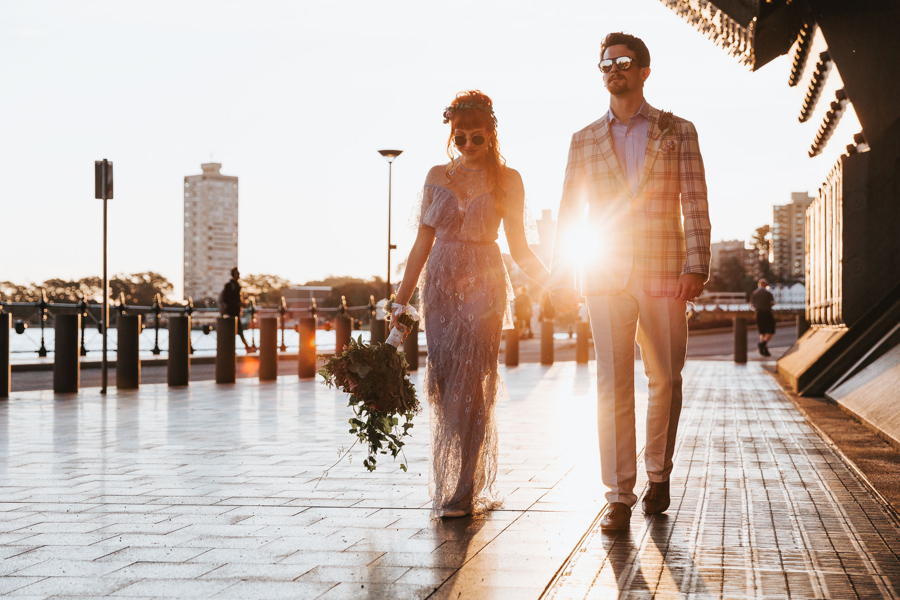 Elopement photography in sydney