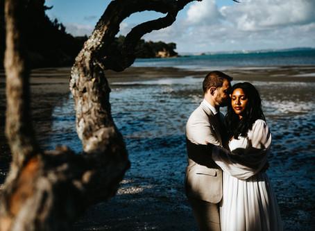Simon + Gisele    Waiheke Island Wedding Location Shoot. (Wedding Photographers in Sydney)