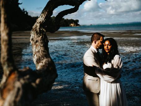 Simon + Gisele || Waiheke Island Wedding Location Shoot. (Wedding Photographers in Sydney)