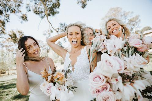 Wedding photography at Mali Brae farm