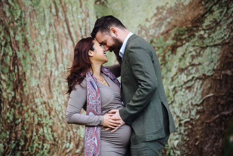 Vaucluse House maternity photography