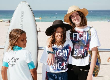 Fight for the Bight Demonstration Bondi Beach (Event Photography Sydney).