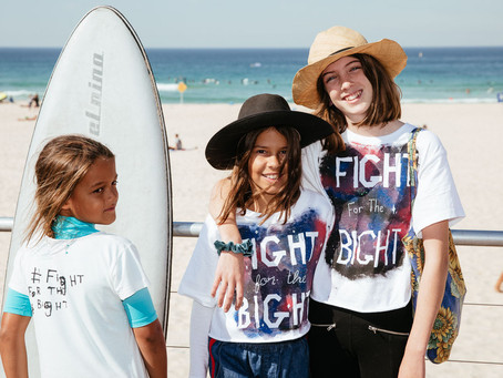 Fight for the Bight Demonstration Bondi Beach (Event Photography Sydney).