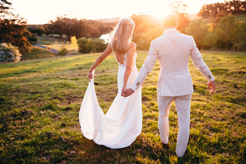 Stunning Sydney country wedding