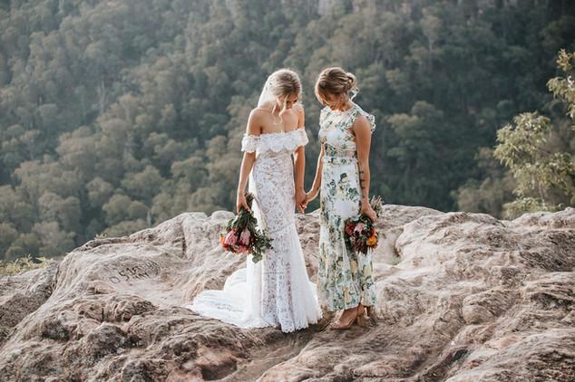 Sydney elopement wedding Photography