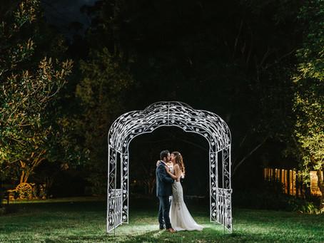 Jasmine + Norbert || Yellow Rock Wedding, Sydney, NSW. (Wedding Photographers in Sydney)