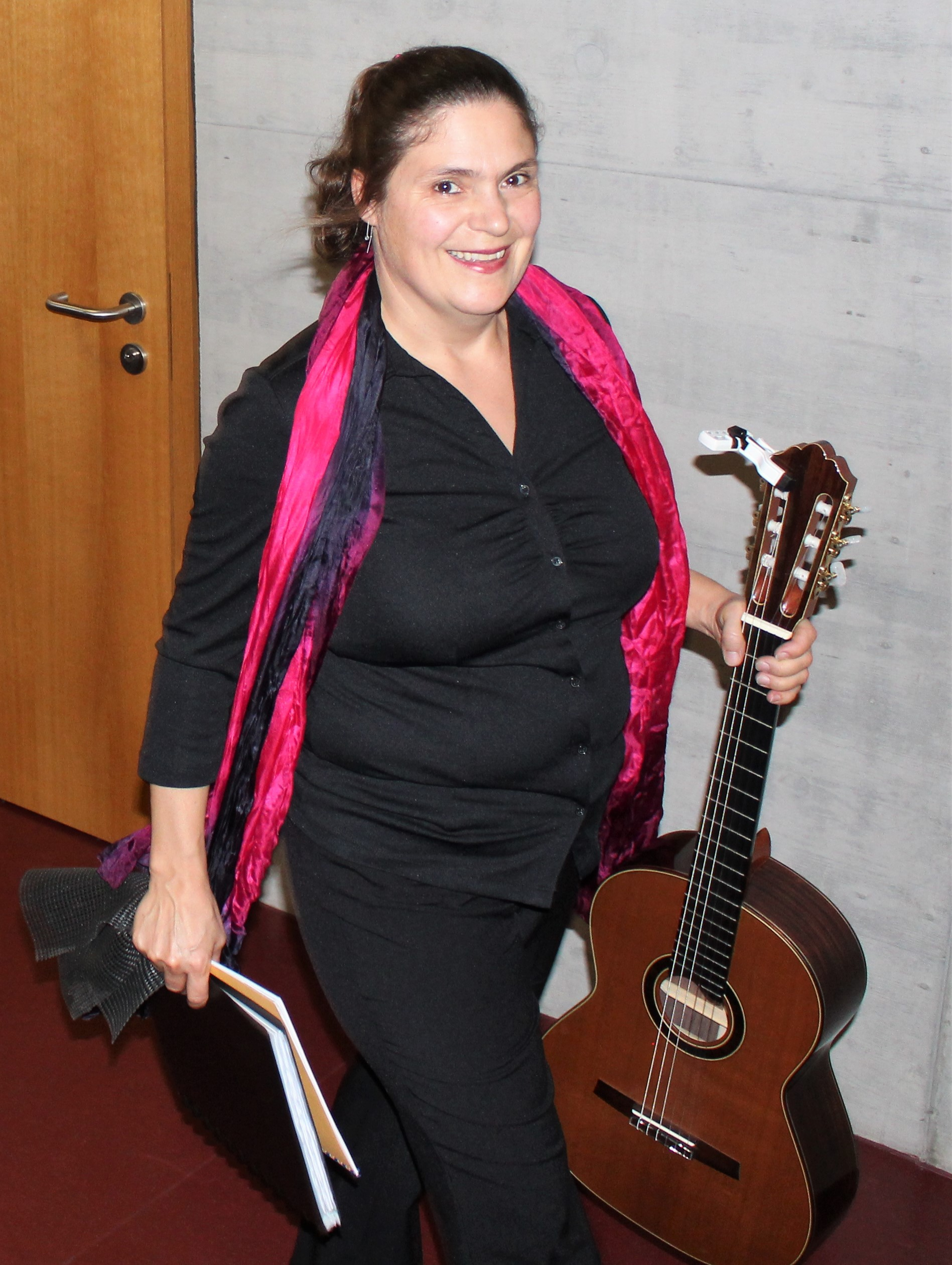 Nach einem erfolgreichen Konzert