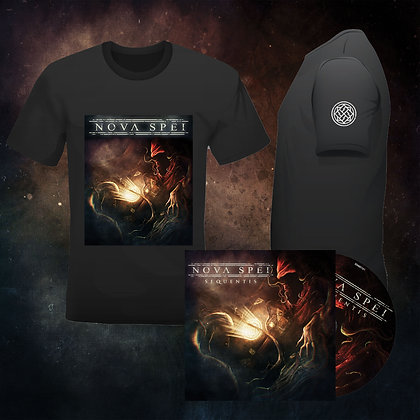 Combo T-Shirt/CD - Sequentis