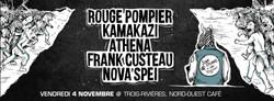 Trois-Rivières 4 Novembre 2016
