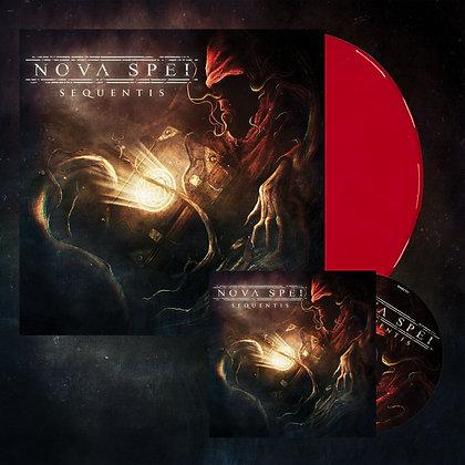 Combo Vinyle+CD - Sequentis