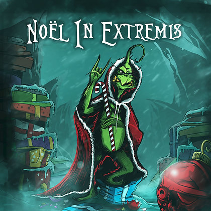 CD Noel In Extremis - Compilation de Noel