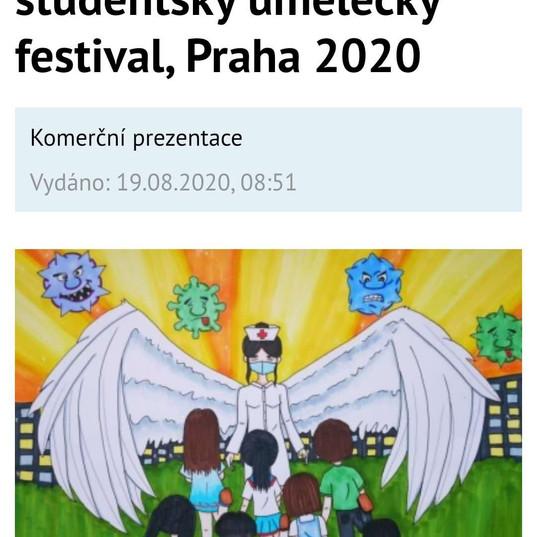 Umělecký festival 2020