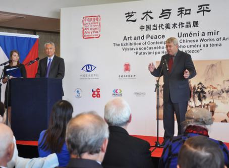 ART AND PEACE – Výstava současného čínského umění