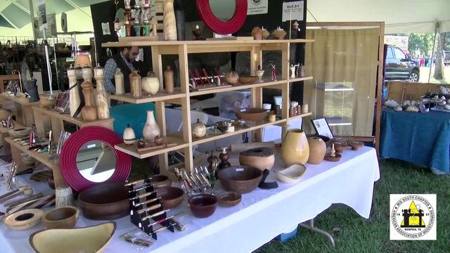 Pink Palace Crafts Fair