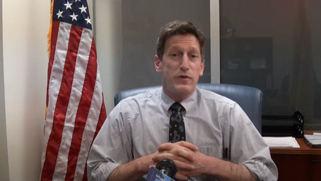 Andrew Zwicker Doesn't Care What You Think